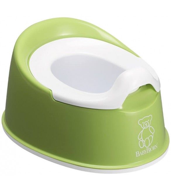Olita Smart Potty Green, BabyBjorn