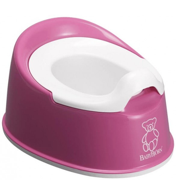 Olita Smart Potty Pink, BabyBjorn