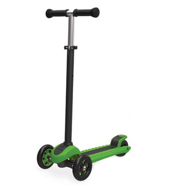 Trotineta Y Volution Glider XL, Green