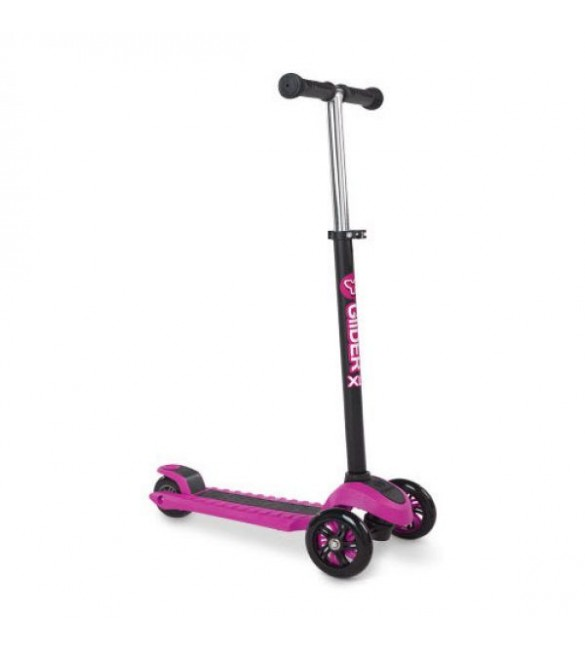 Trotineta Y Volution Glider XL, Pink