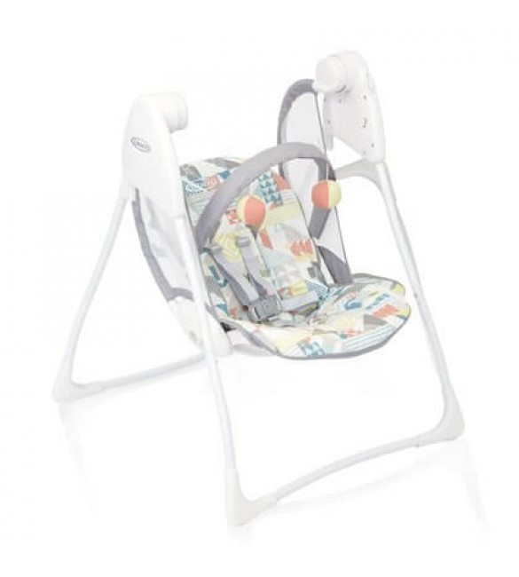 Balansoar Graco Baby Delight Patchwork