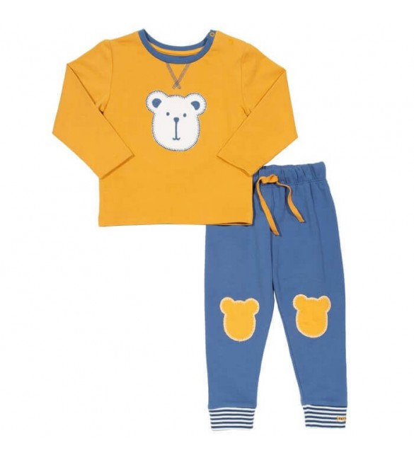 Set Pantaloni si Bluza Beary Kite