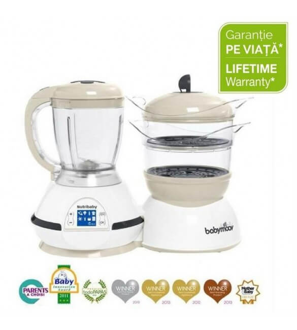 Babymoov Robot Multifunctional 5 in 1  Nutribaby Crem
