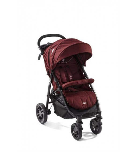 Joie Carucior Multifunctional Litetrax 4 Flex Liverpool Red