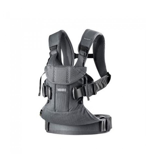 Marsupiu Anatomic One Air Anthracite 3D Mesh