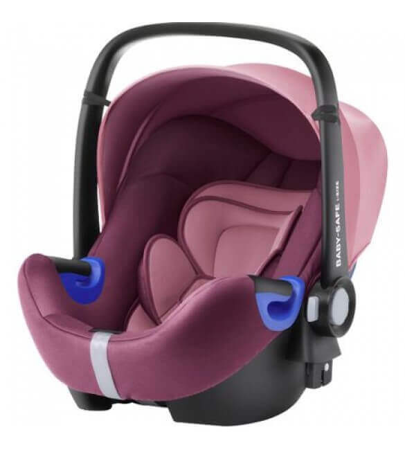 Scoica auto Britax-Romer - BABY-SAFE i-SIZE, Wine Rose