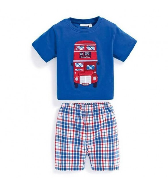 Pijamale Mix & Match Bus Jojo Maman Bebe