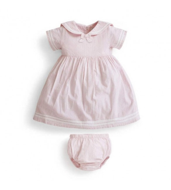 Rochita Nautical Pink Jojo Maman Bebe