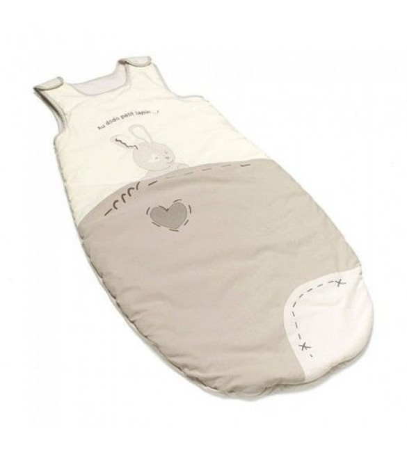 Sac de dormit pt iarna Good night Bunny 6-36 luni, Thermobaby