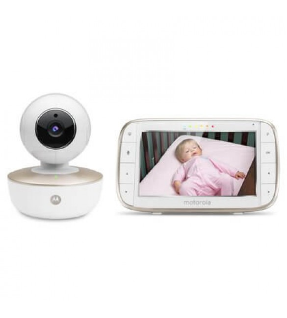 Video Monitor Digital + Wi-Fi Motorola MBP855