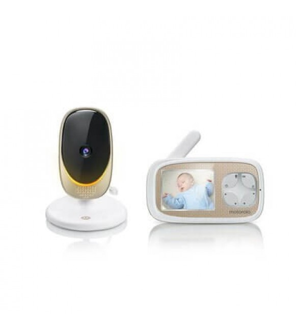 Video monitor digital + Wi-Fi Comfort40 Connect, Motorola
