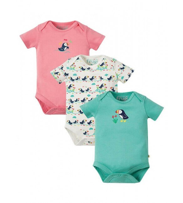 Set 3 Body-Uri Special Puffin Frugi
