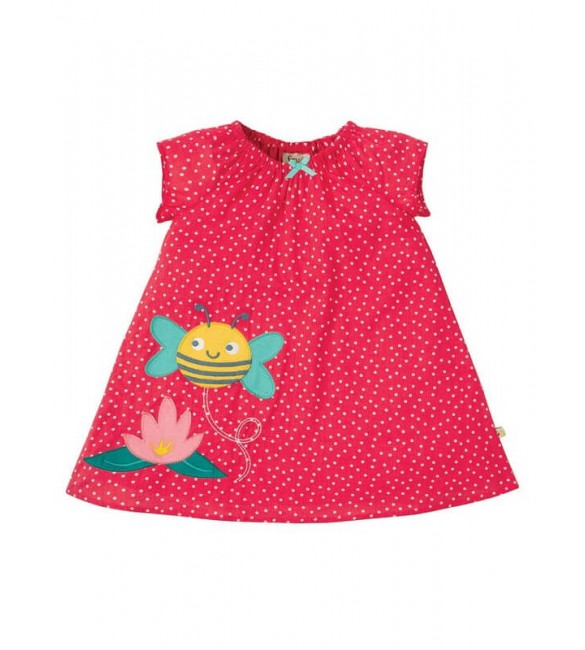 Rochita Amy Applique Frugi