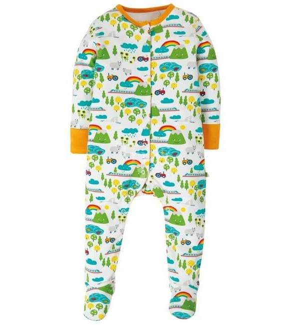 Salopeta Land of Rising Sun Frugi