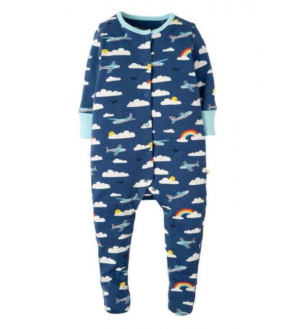 Salopeta Marine Blue Fly Away Frugi