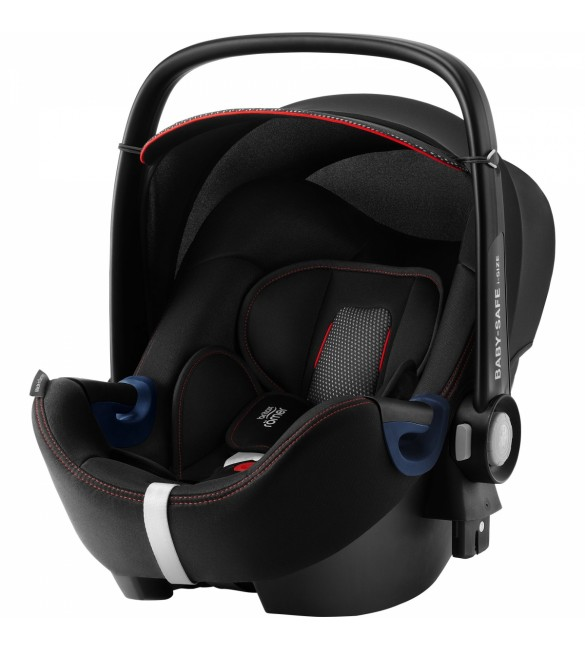 BABY-SAFE i-Size - Cool Flow  Black - 2000032890