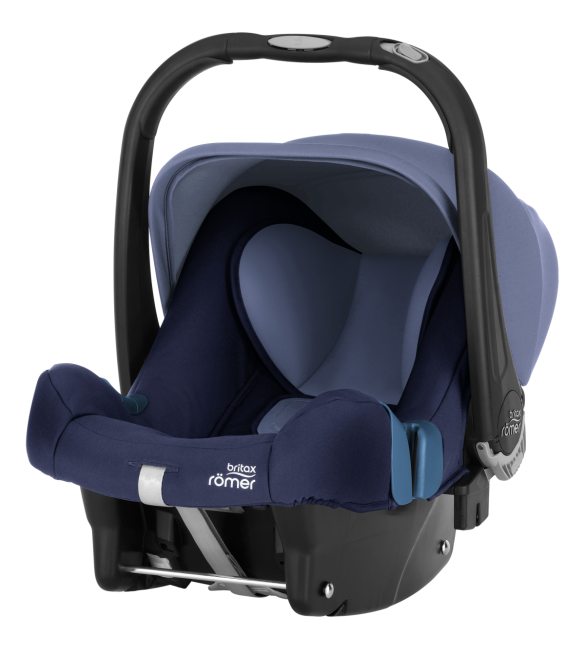 Scaun Auto BABY-SAFE plus SHR II Moonlight Blue Britax Romer
