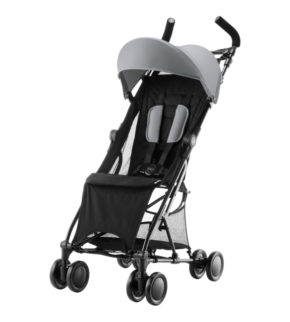 Carucior Sport HOLIDAY Steel Grey, Britax Romer