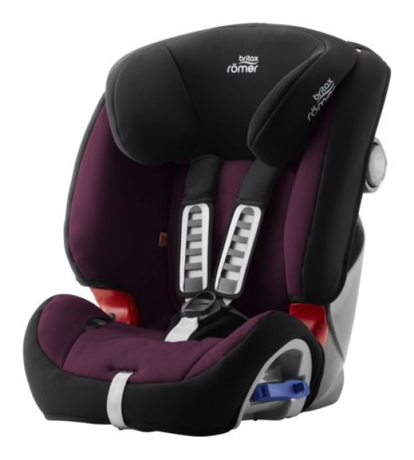 Scaun Auto MULTI-TECH III Burgundy Red Britax Romer