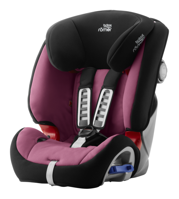 Scaun Auto MULTI-TECH III Wine Rose Britax Romer