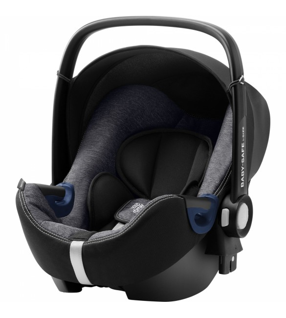 Scoica auto BABY-SAFE i-Size Graphite Marble, Britax Romer