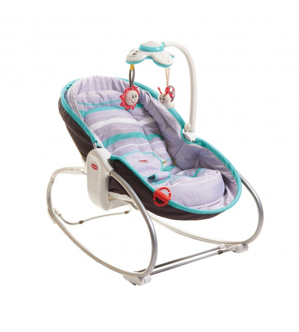 Sezlong Rocker Napper Tiny Love Turquoise