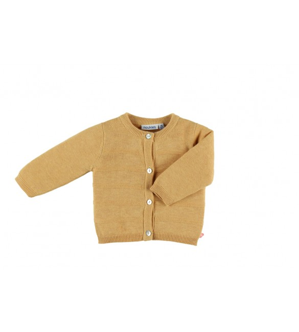 Cardigan Cocon Jaune Noukie's