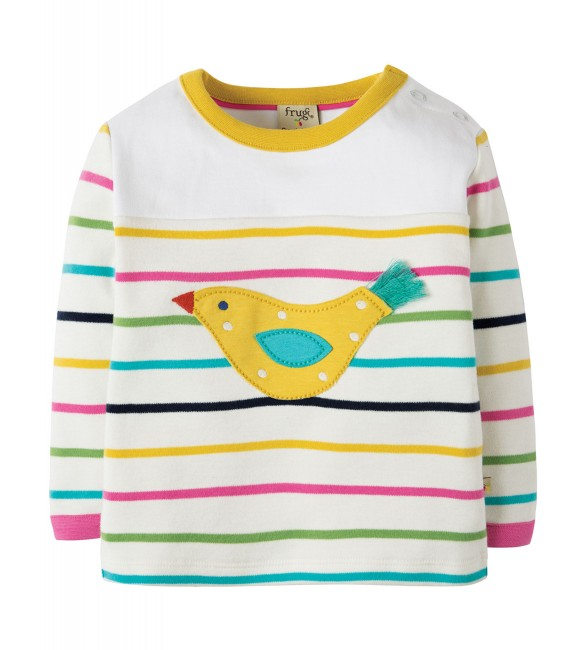 Bluza Playtime Panel  Frugi