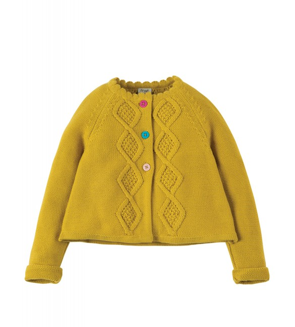 Cardigan Carrie Cable Frugi