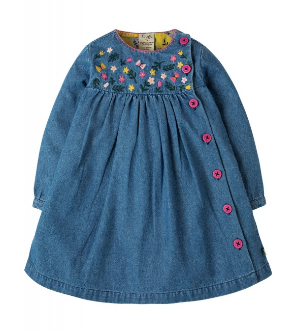 Rochita Little Edie Embroidered Frugi