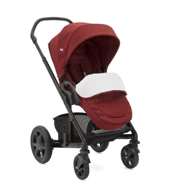 Joie Carucior Multifunctional Chrome Deluxe Cranberry 2 in 1 Limited Edition