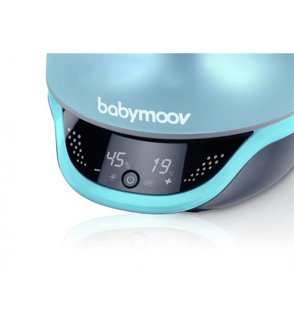 Babymoov Umidificator Digital cu Ultrasunete 2 in 1 Hygro Plus