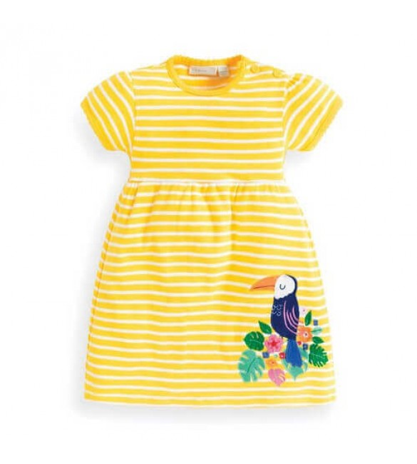 Rochita Toucan Applique Jojo Maman Bebe