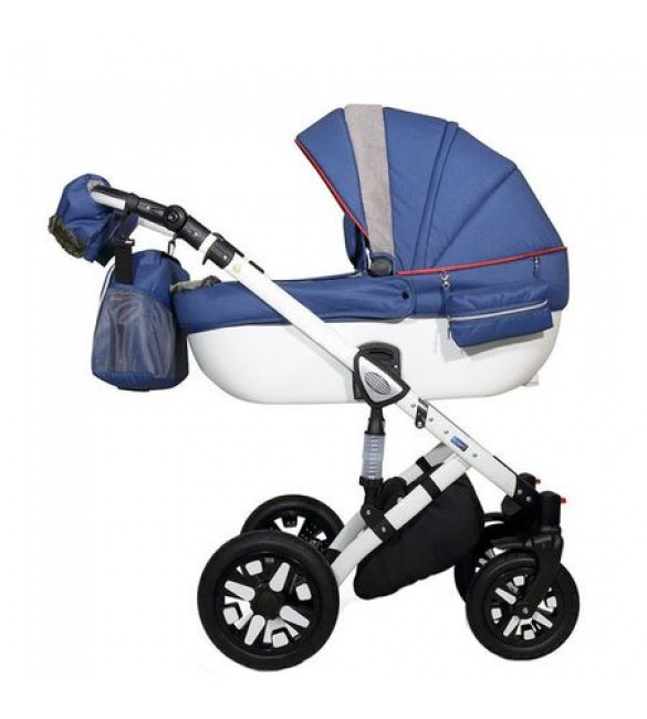 Carucior 3 in 1 Jools Eclipse Blue Krausman