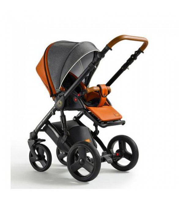 Carucior 3 in 1 Nexxo Orange Krausman