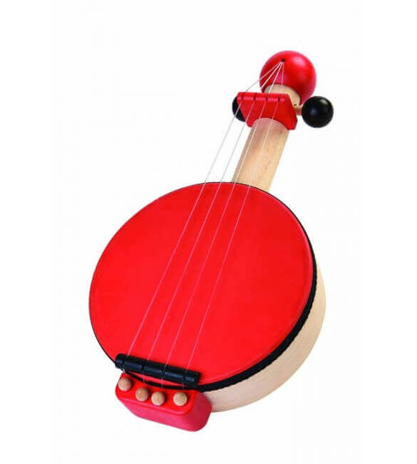 Instrument muzical Banjo Plan Toys