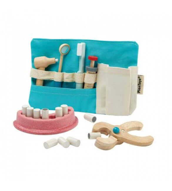 Set Dentist Plan Toys