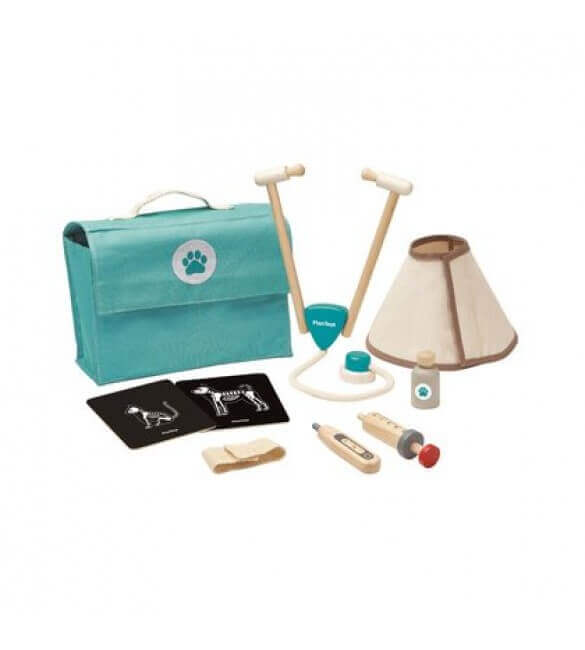 Set Doctor Veterinar Plan Toys