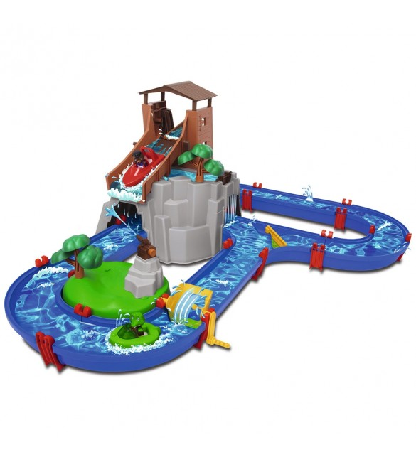 Set de joaca cu apa AquaPlay Adventure Land