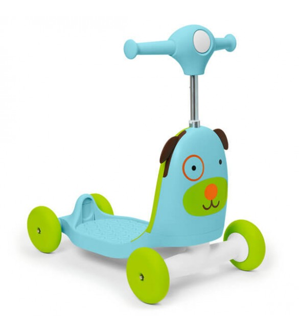 Skip Hop - Trotineta 3 in 1 Ride on Catel