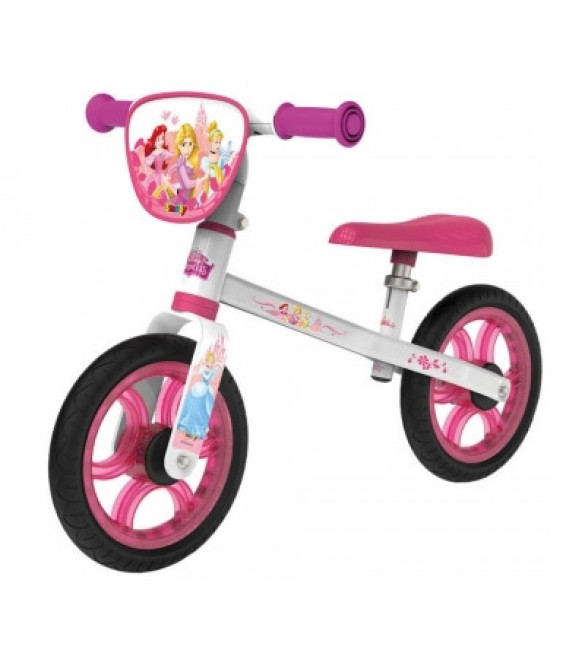 Bicicleta Fara Pedale First Bike Disney Princess Smoby