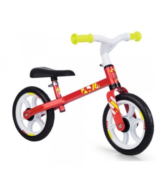 Bicicleta  Fara Pedale First Bike Red Smoby
