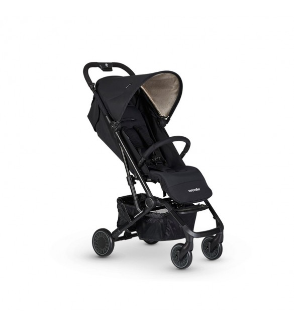 Carucior Buggy XS Night Black, Easywalker
