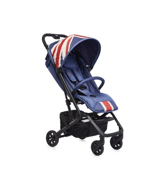 Carucior MINI Buggy XS Union Jack Vintage, Easywalker