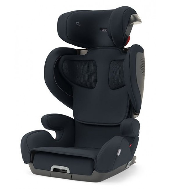 Scaun Auto cu Isofix Mako Elite Select Night Black, Recaro